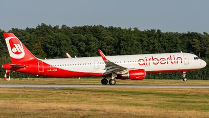 D-ABCQ - Air Berlin Airbus A321