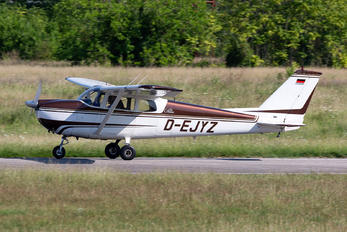 D-EJYZ - Private Cessna 175 Skylark