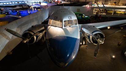 PH-TCB - KLM Douglas C-47A Skytrain
