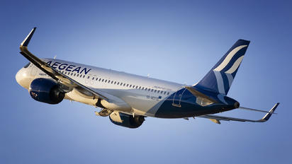 SX-NEO - Aegean Airlines Airbus A320 NEO