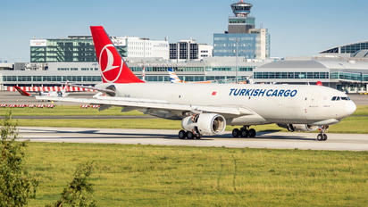 TC-JDS - Turkish Cargo Airbus A330-200F