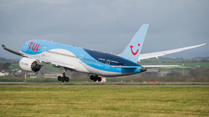 G-TUIF - TUI Airways Boeing 787-8 Dreamliner