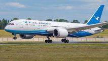 B-2760 - Xiamen Airlines Boeing 787-8 Dreamliner aircraft