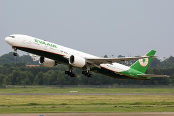 B-16730 - Eva Air Boeing 777-300ER