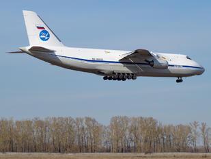 RA-82013 - Russia - Air Force Antonov An-124