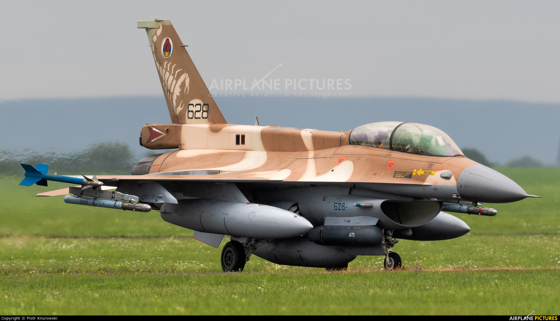 Israel - Defence Force 628 aircraft at Nörvenich