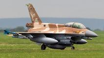 628 - Israel - Defence Force General Dynamics F-16D Barak aircraft