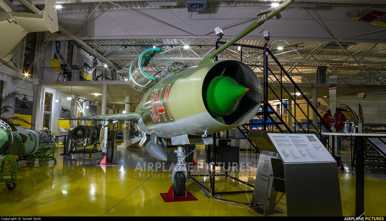 Hungary - Air Force 3041 aircraft at Off Airport - Hungary