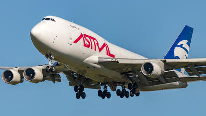 TF-AMM - Astral Aviation Boeing 747-400BCF, SF, BDSF