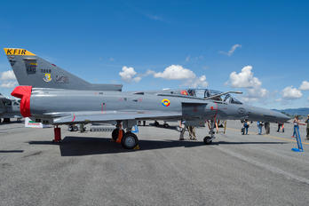 FAC3008 - Colombia - Air Force Israel IAI Kfir C2