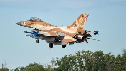 531 - Israel - Defence Force Lockheed Martin F-16C Fighting Falcon