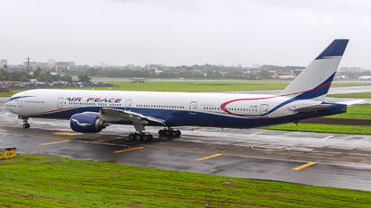 5N-BWI - Air Peace Boeing 777-300