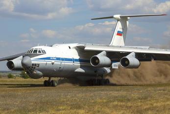 RF-76747 - Russia - Air Force Ilyushin Il-76 (all models)
