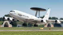 LX-N90451 - NATO Boeing E-3A Sentry aircraft