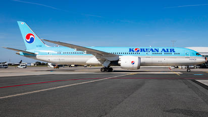 HL7208 - Korean Air Boeing 787-9 Dreamliner