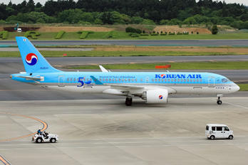 HL8311 - Korean Air Airbus A220-300