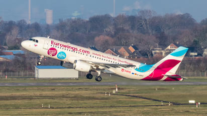 D-ABCH - Eurowings Airbus A321