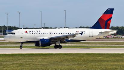 N315NB - Delta Air Lines Airbus A319