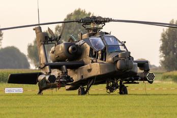 Q-10 - Netherlands - Air Force Boeing AH-64D Apache