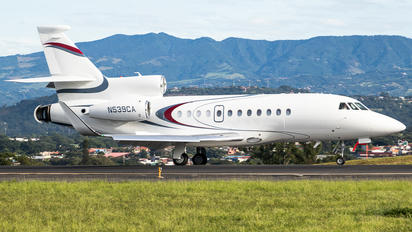 N539CA - Private Dassault Falcon 900 series