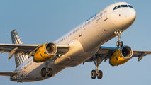 EC-MRF - Vueling Airlines Airbus A321 aircraft