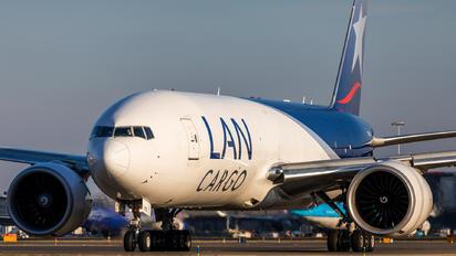 N776LA - LAN Cargo Colombia Boeing 777F