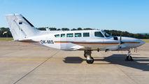 OK-MIS - Private Cessna 402B Utililiner aircraft