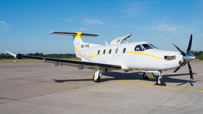 OK-IHS - Private Pilatus PC-12