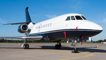 G-LATE - Private Dassault Falcon 2000 DX, EX aircraft