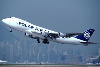 N854FT - Polar Air Cargo Boeing 747-100F