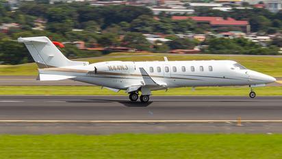 N44NJ - Private Bombardier Learjet 45