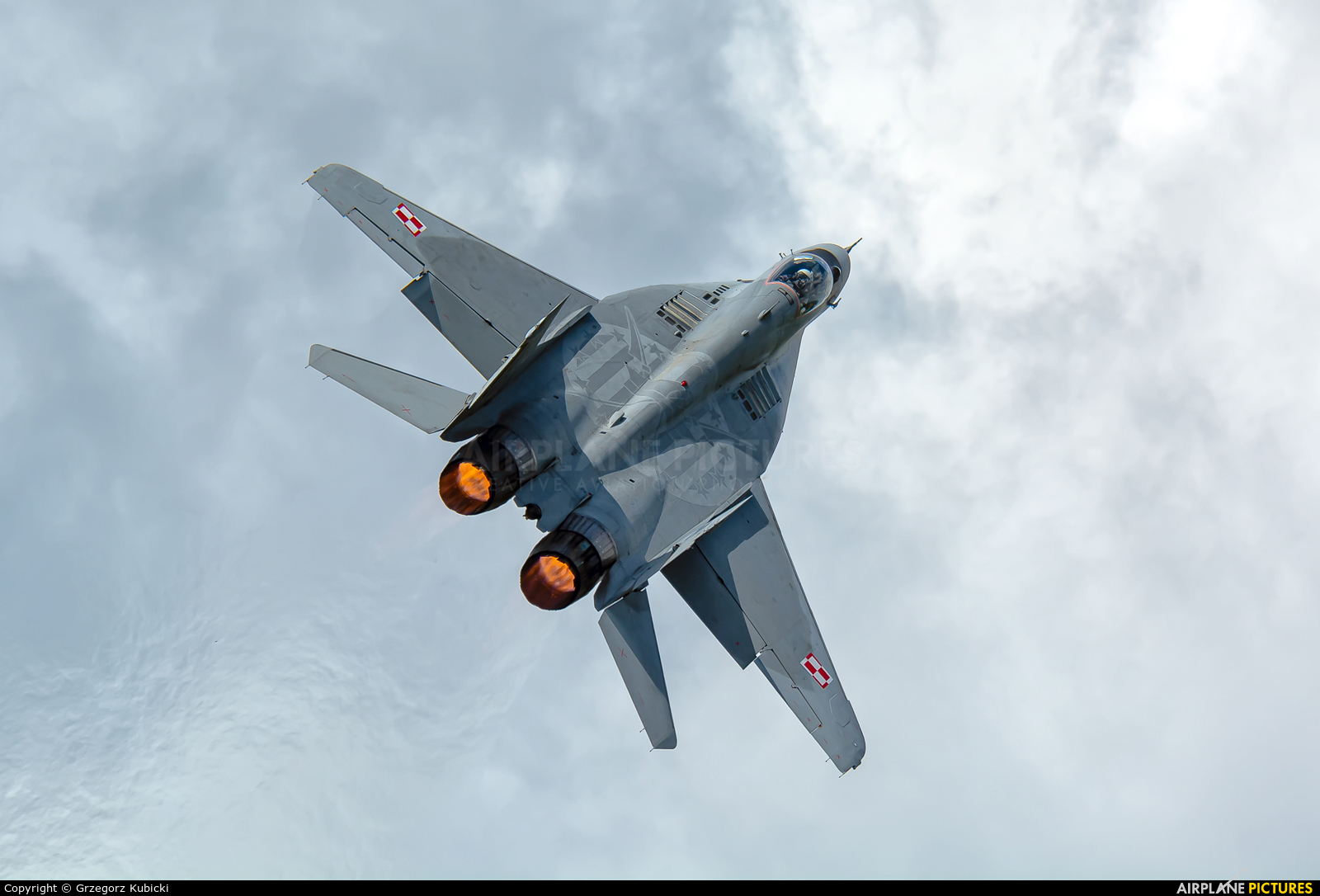 Poland - Air Force 54 aircraft at Mińsk Mazowiecki