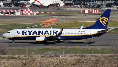 9A-QAE - Ryanair Boeing 737-8AS