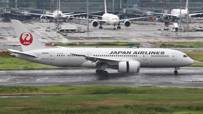 JA848J - JAL - Japan Airlines Boeing 787-8 Dreamliner