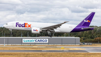N855FD - FedEx Federal Express Boeing 777F