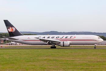 C-GXAJ - Cargojet Airways Boeing 767-300F