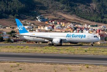 EC-NBX - Air Europa Boeing 787-9 Dreamliner