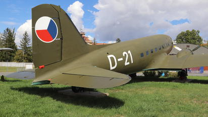 D-21 - Czech - Air Force Douglas C-47B Skytrain