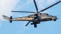 711 - Hungary - Air Force Mil Mi-24V aircraft