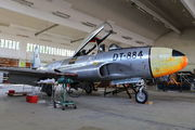 DT-884 - Denmark - Air Force Lockheed T-33A Shooting Star aircraft