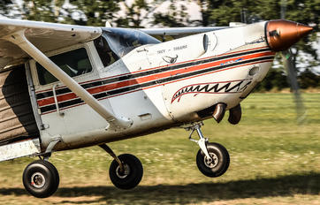 SP-ASK - Private Cessna 206 Stationair (all models)