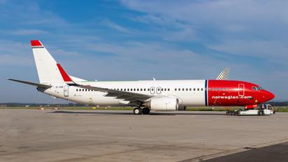EI-GBB - Norwegian Air International Boeing 737-800