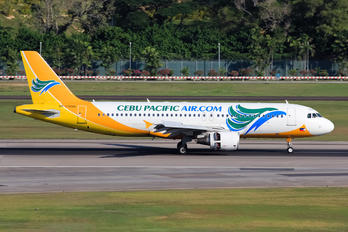 RP-C3265 - Cebu Pacific Air Airbus A320