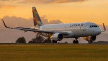 CC-BFT - LATAM Airbus A320 aircraft