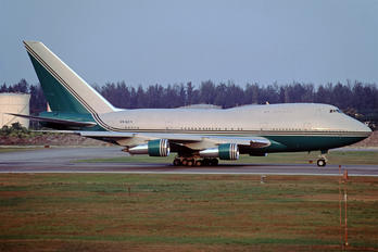 V8-AC1 - Brunei Government Boeing 747SP