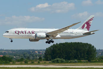 A7-BCO - Qatar Airways Boeing 787-8 Dreamliner