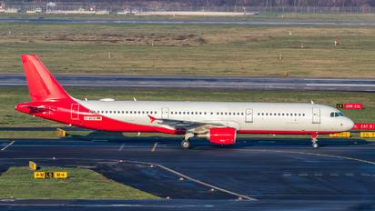 D-AEUI - Eurowings Airbus A321