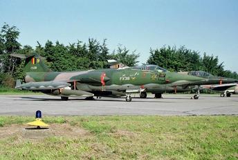 FX39 - Belgium - Air Force Lockheed F-104G Starfighter
