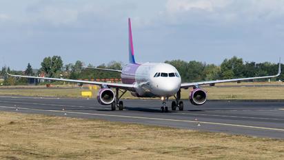 G-WUKL - Wizz Air UK Airbus A321