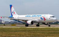 VP-BIE - Ural Airlines Airbus A320 aircraft